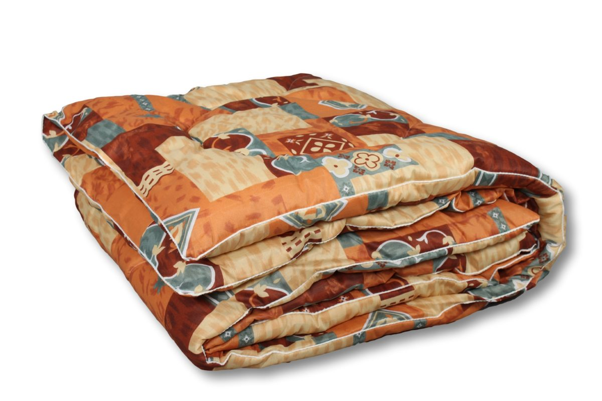 Одеяло «овечья шерсть» 400 г/м2 микрофибра «зима» 1