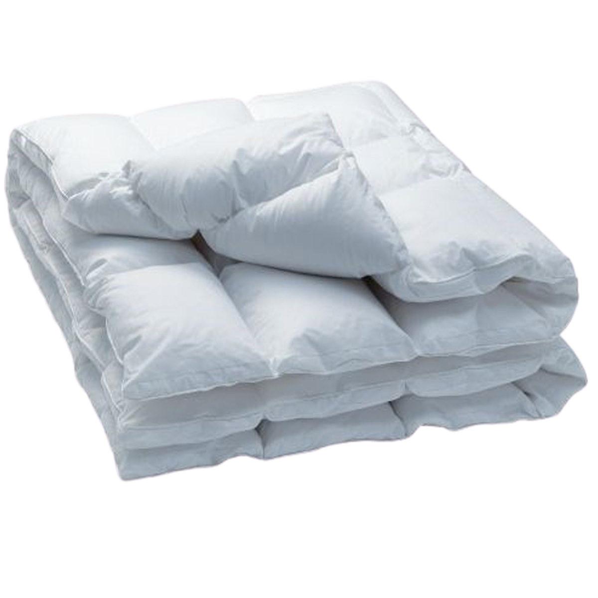 Одеяло «Серый гусиный пух» 1