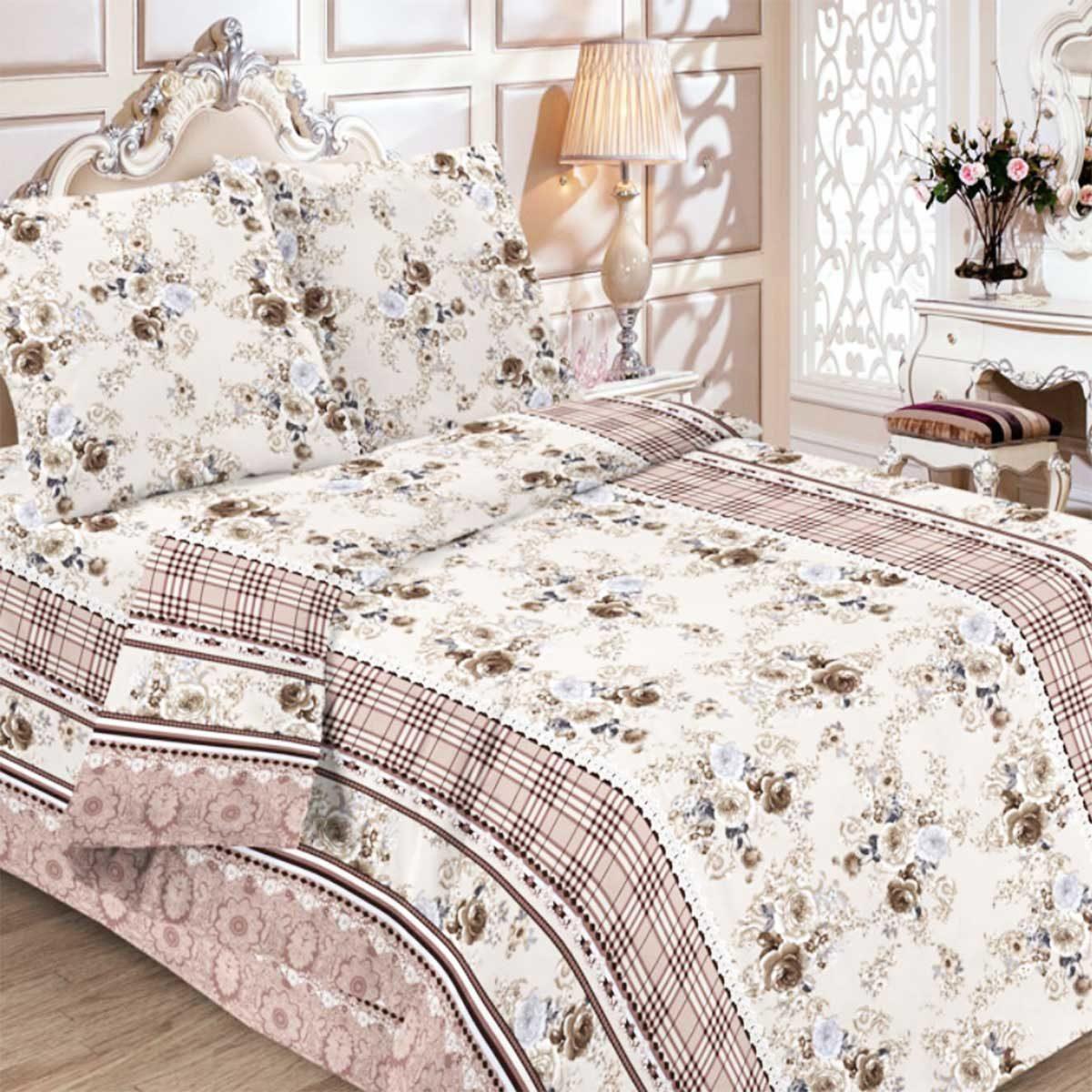 """Комплект постельного белья """"Чайная роза"""" 1"""