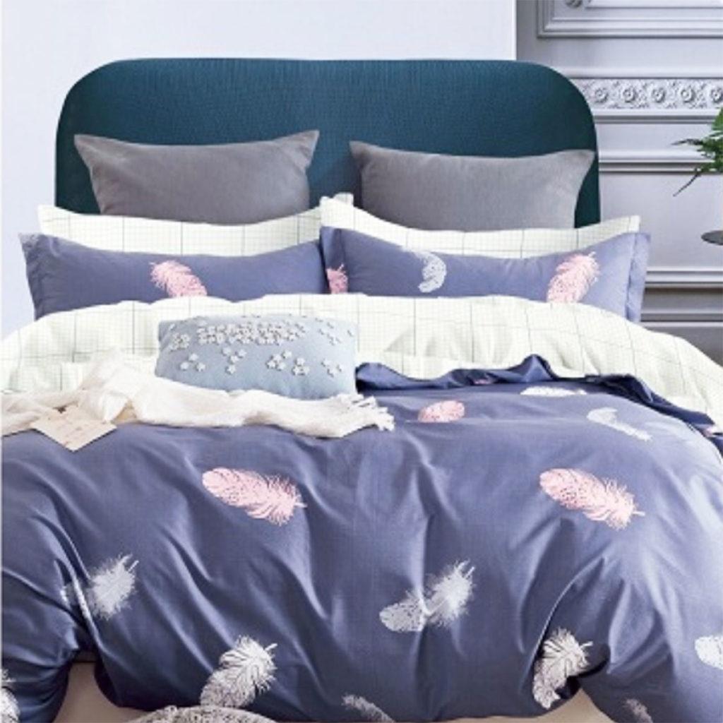 Чем отличаются материалы для постельного белья 5