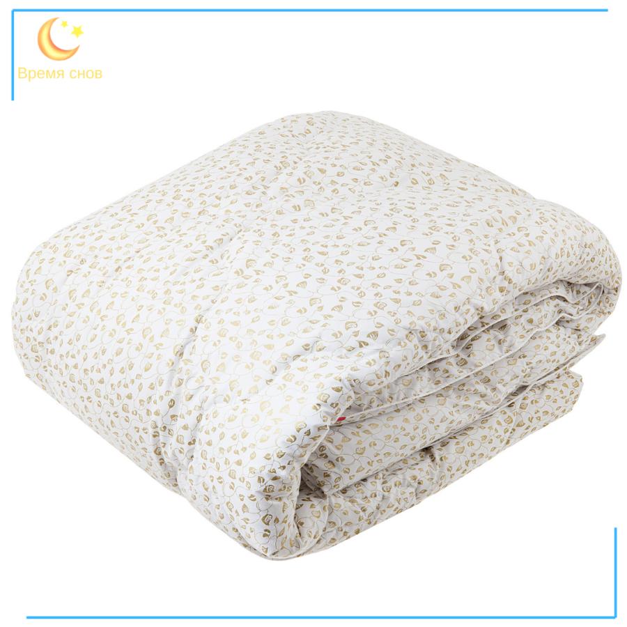 Одеяло «Лебяжий пух» - тик люкс 1